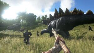 Ark Survival Hack menu for PS4, PC and Xbox