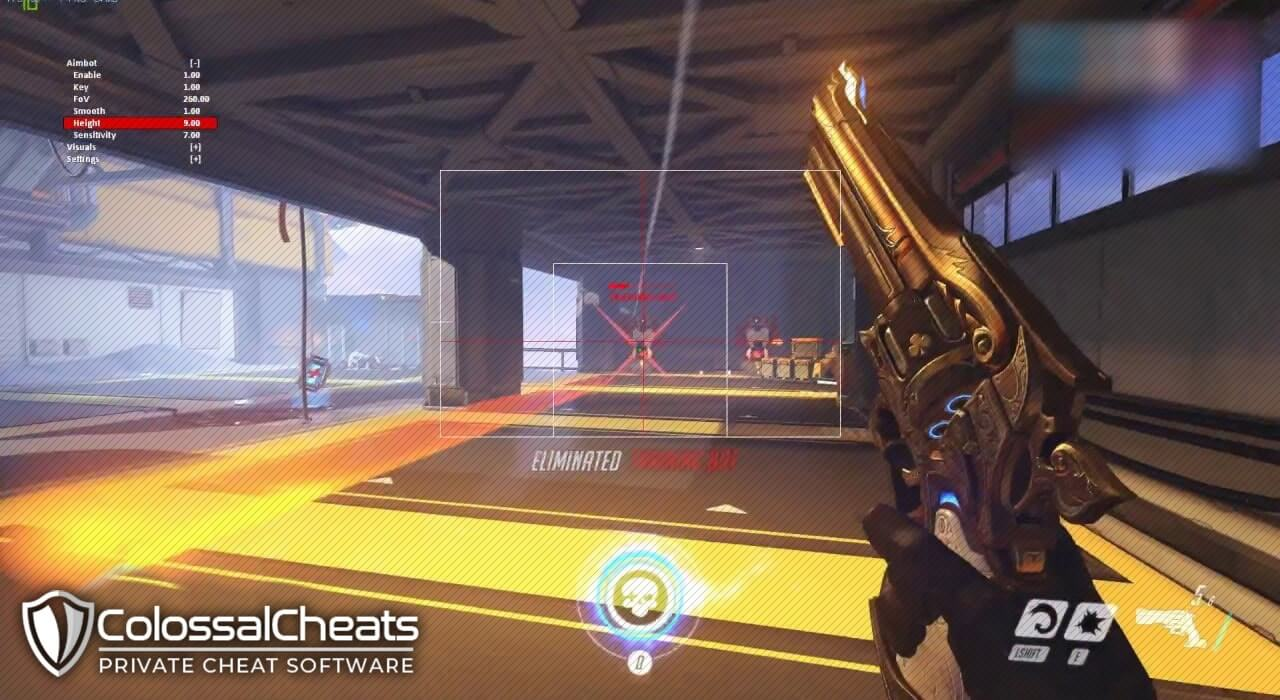 Overwatch Hacks Download | Undetected Aimbot & ESP Wallhack 2021 - ColossalCheats private Overwatch Aimbot hack comes packed with features such as triggerbot, auto aim and aim lock. It's also fully undetected and secure from BattlEye and EAC with our superior anti-cheat bypasses. - Free Cheats for Games