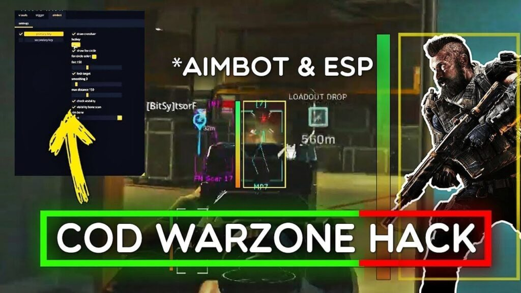 CoD Warzone hacks for PS4, Xbox One and PC